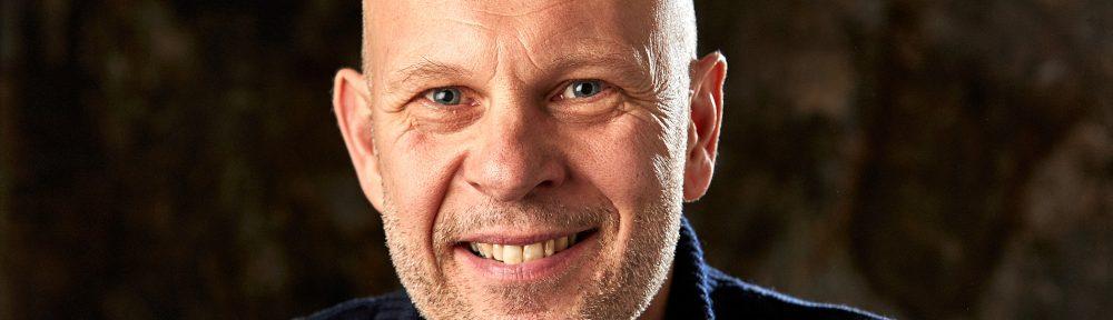 Søren Sørensen /  Portrætfoto af Søren Sørensen